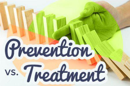 Prevention vs. Treatment of Oral Health